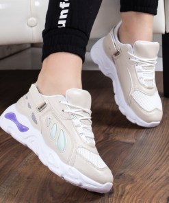Pantofi sport Obimo bej -rl