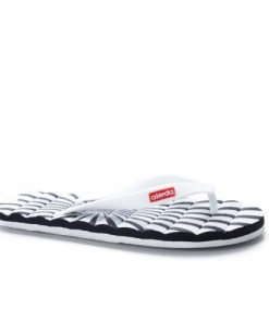 Papuci Azimi albi