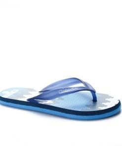 Papuci Grinfo albastri