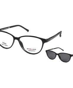 Rame ochelari de vedere dama Polar CLIP-ON 404 | 77