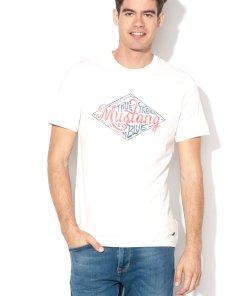 Tricou cu imprimeu logo Alex