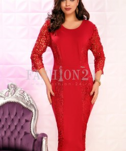 Rochie Angie Red