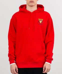 Puma Homage To Archive Hoodie Red