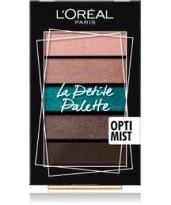 L'Oreal Paris La Petite Palette paleta cu farduri de ochi