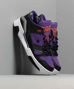 Converse Erx 260 Camo And Leather Court Purple/ Black/ White