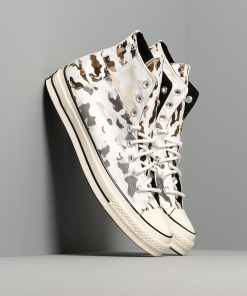 Converse Chuck 70 Blocked Camo White/ Carbon Grey/ Egret