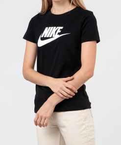 Nike Sportswear Essential Icon Future Tee Black/ White