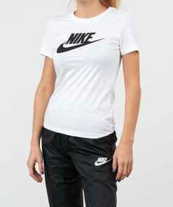 Nike Sportswear Essential Icon Future Tee White/ Black