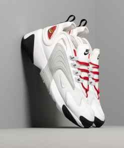 Nike Wmns Zoom 2K White/ Pure Platinum-Gym Red-Black