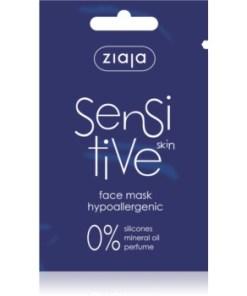 Ziaja Sensitive masca hipoalergenica