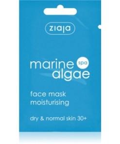 Ziaja Marine Algae masca hidratanta pentru piele normala si uscata