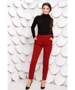 Pantaloni Lindy Marsala