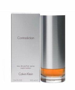 Apa de parfum Calvin Klein Contradiction, 50 ml, Pentru femei