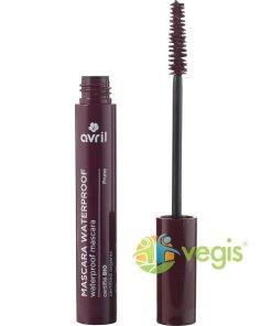 Rimel (Mascara) Ecologic/Bio Waterproof Pruna 10ml