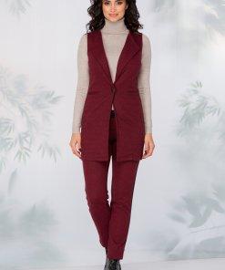 Compleu Berry cu pantaloni si vesta