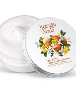 Crema de corp cu aroma de flori de portocal