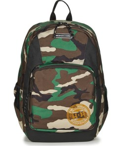 Rucsac unisex DC Shoes The Locker Medium Backpack EDYBP03176-GRW6