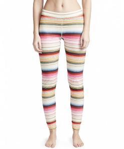Bluze subtiri Warm Up Leggings multi