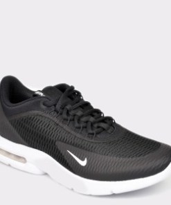 Pantofi sport NIKE, Air Max Advantage 3 negri, din material textil