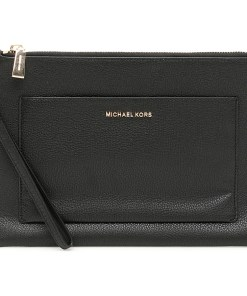 Michael Kors Pouch With Pocket BLACK