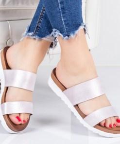 Papuci Iadori roz pal-rl
