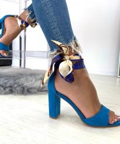 Sandale Mabel Albastre #B4864
