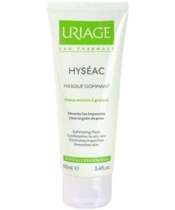 Uriage Hyséac masca exfolianta pentru ten mixt si gras