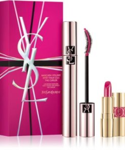 Yves Saint Laurent Mascara Volume Effet Faux Cils The Curler set de cosmetice pentru femei