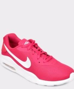 Pantofi sport NIKE, Air Max Oketo rosii, din material textil