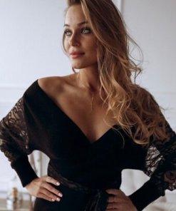 Rochie De Petrecere Milliany Neagra