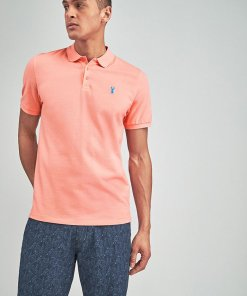 Tricou polo regular fit - din material pique - 2073974