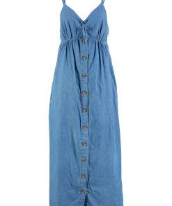 Bonprix Rochie din blugi - albastru