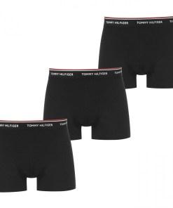 Boxeri Tommy Bodywear 3 Pack Big&Tall Trunks Mens