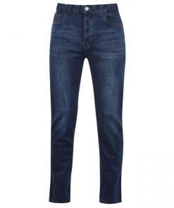 Blugi slim fit Lee Cooper Denim Jeans Mens
