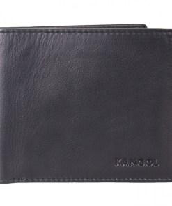 Portofel Kangol Icon Leather Wallet
