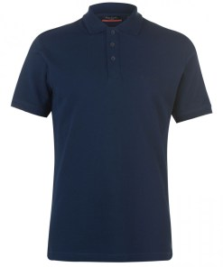 Tricou polo Pierre Cardin Plain Polo Shirt Mens