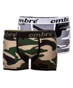 Boxeri Ombre Clothing Men's underpants U02 - camo 2