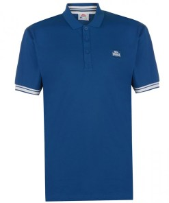 Tricou polo Lonsdale Jersey Polo Shirt Mens