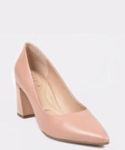 Pantofi EPICA nude, 9829553, din piele naturala