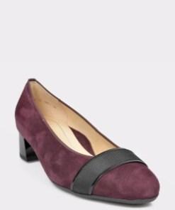 Pantofi ARA visinii, 16635, din piele intoarsa