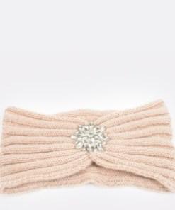 Bentita ALDO roz, Cadalenia680, din material textil