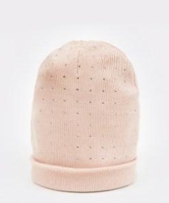 Caciula ALDO roz, Alalelia680, din material textil