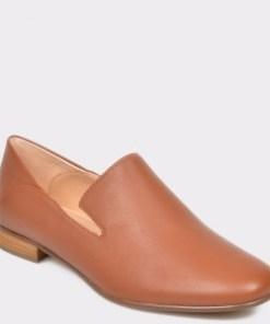 Pantofi CLARKS maro, Pure Viola, din piele naturala