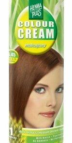 Crema nuantatoare Colour Cream, 6.45 Mahogany, 60 ml