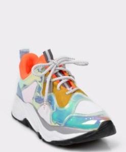 Pantofi sport FLAVIA PASSINI, multicolori, 4200, din piele ecologica