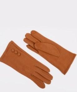 Manusi ALDO maro, Ibenadia221, din material textil