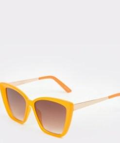Ochelari de soare ALDO galbeni, Acorewia701, din PVC