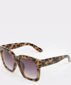 Ochelari de soare ALDO maro, Zumba967, din PVC