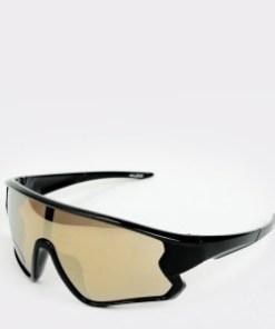 Ochelari de soare ALDO negri, Adenadia001, din PVC