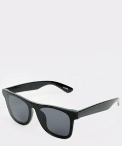 Ochelari de soare ALDO negri, Ailaniel009, din PVC